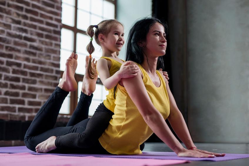 7 benefícios do pilates para crianças